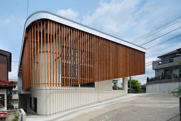 RiGH: s(m)a一級建築士事務所が手掛けた医療機関です。,