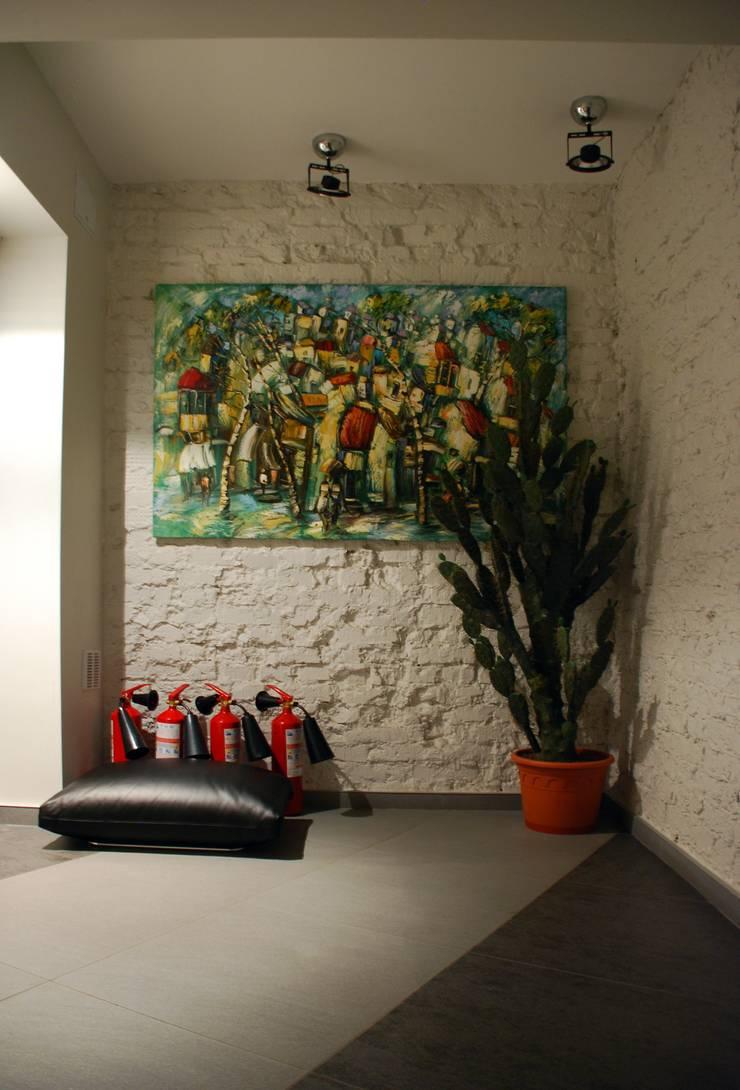 Офис на Зоологической: Офисы и магазины в . Автор – Дизайн-студия «ARTof3L»