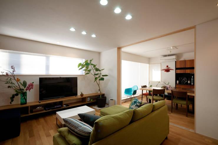 大野目の家: 大類真光建築設計事務所が手掛けた家です。,