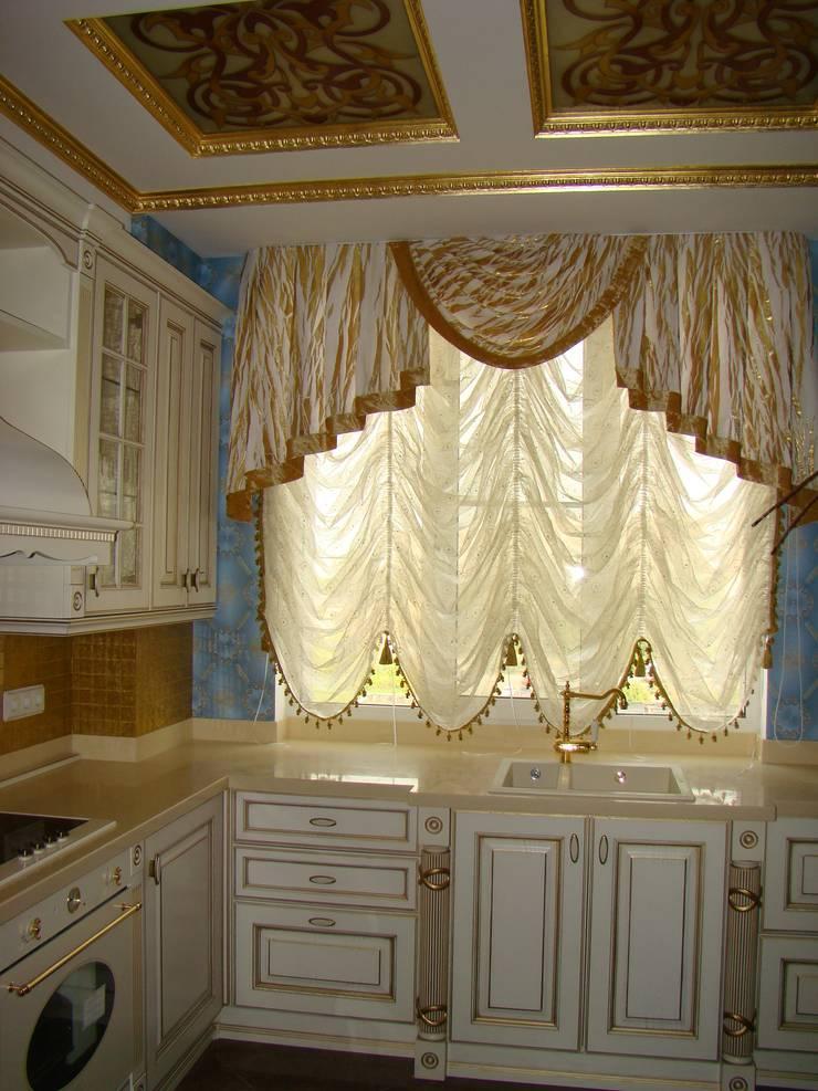 Декорирование интерьера двухуровневой квартиры:  в . Автор – ООО 'Бастет',