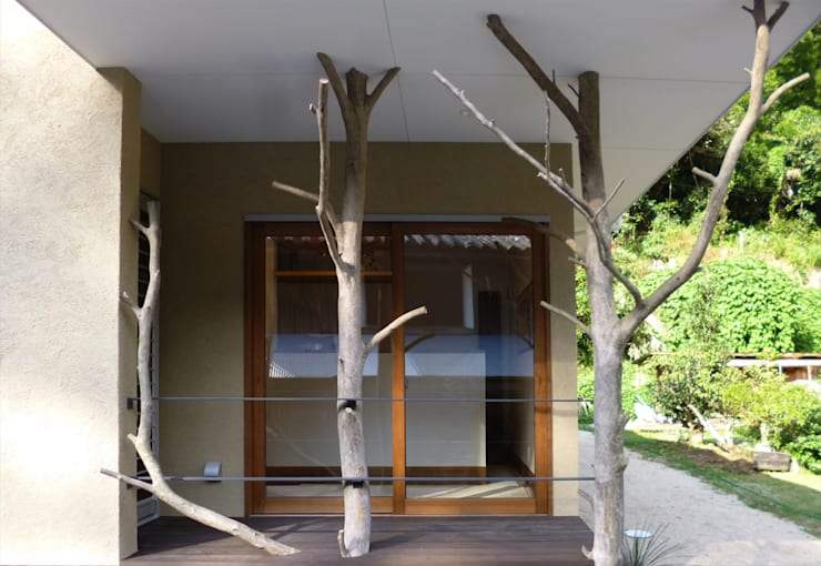 双海町の家: Y.Architectural Designが手掛けたオフィス&店です。
