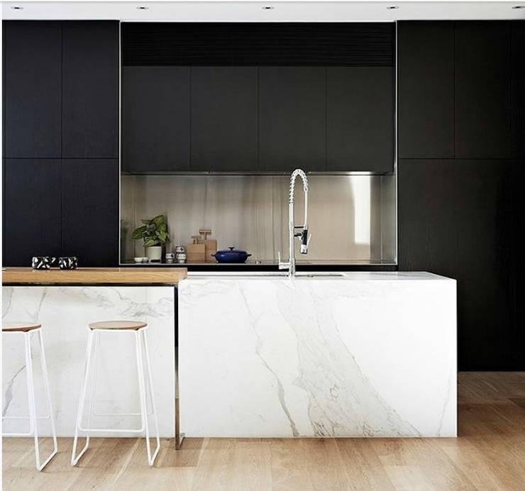 Diseño de proyectos y espacios: Cocinas de estilo  por Eurekaa