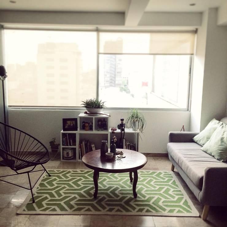 Diseño de proyectos y espacios: Salas de estilo  por Eurekaa