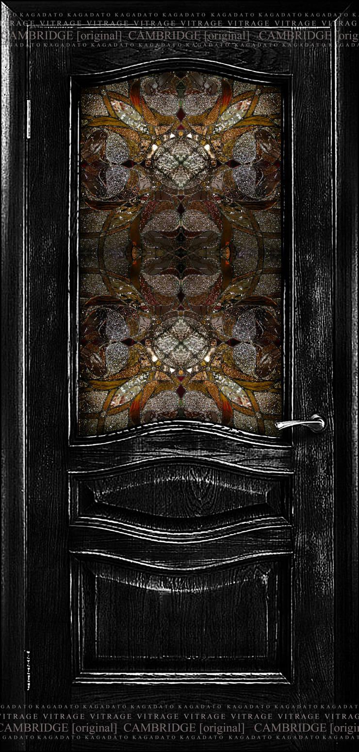 CAMBRIDGE [original]: Окна и двери в . Автор – KAGADATO,