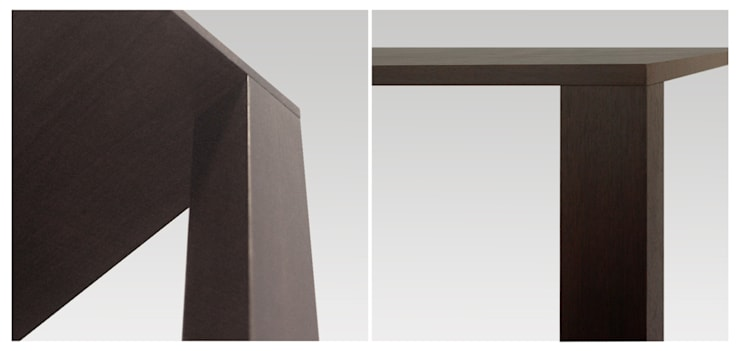 テーブル [ナチュラ ワイド]: 黒河デザイン・プロダクツが手掛けたダイニングルームです。,