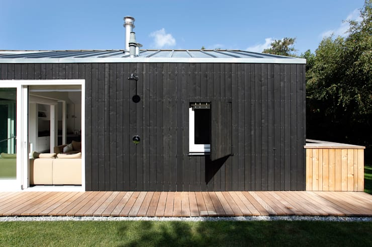 scandinavian Houses by De Zwarte Hond