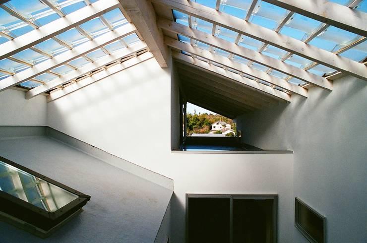 Terrace by 麻生建築設計工房, Modern