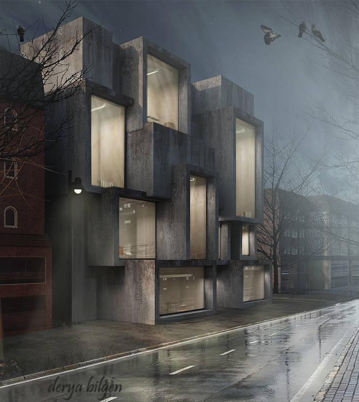 Derya Bilgen – Rainy Street:  tarz