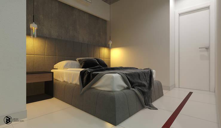 27Unit design buro의  침실
