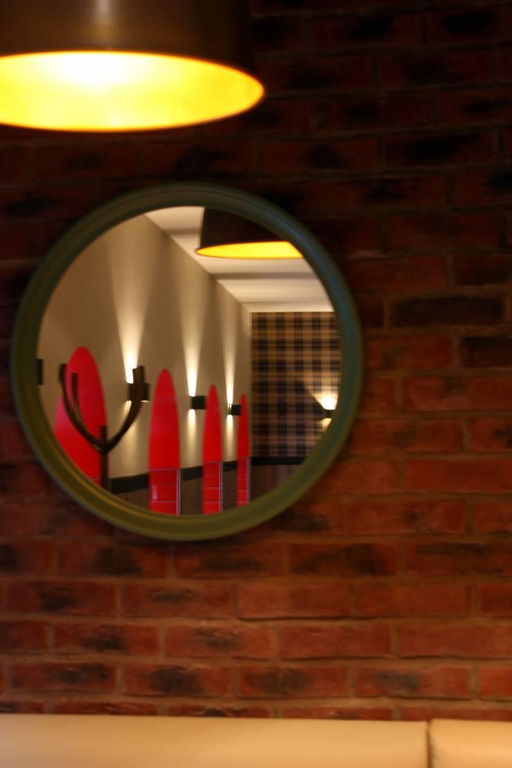 КОММЕРЧЕСКИЕ ПРОЕКТЫ (различные проекты): Ресторации в . Автор – Bricks Design