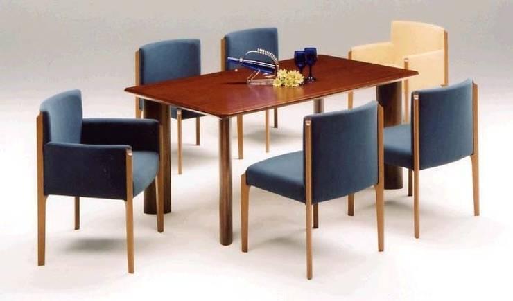 Marte dining & living: TANIGAWA STUDIO 家具デザインが手掛けたダイニングルームです。