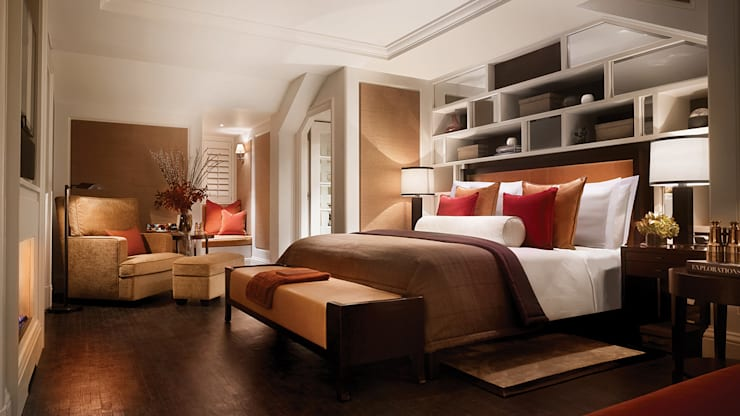 Bedroom by Debbie Flevotomou Architects Ltd.
