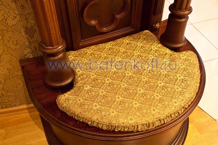 Фото реализованной прихожей в Первоуральске: Спальни в . Автор – Дизайн студия 'Дизайнер интерьера № 1'