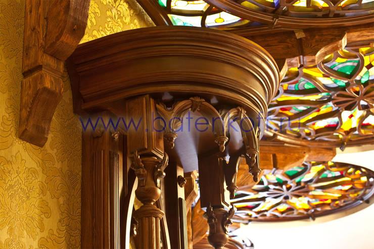 Фото реализованной прихожей в Первоуральске: Столовые комнаты в . Автор – Дизайн студия 'Дизайнер интерьера № 1'