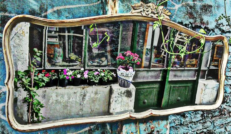 ESPEJO FRANCES: Comedores de estilo  por Muebles eran los de antes - Buenos Aires