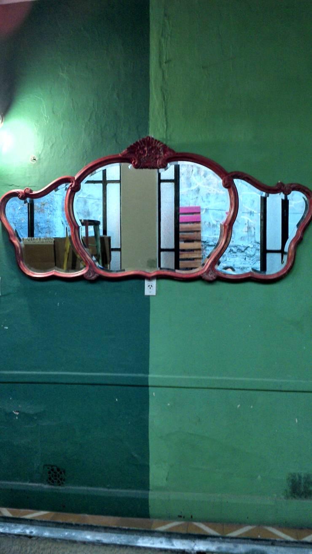 ANTIGUO ESPEJO ESTILO FRANCES: Comedores de estilo  por Muebles eran los de antes - Buenos Aires