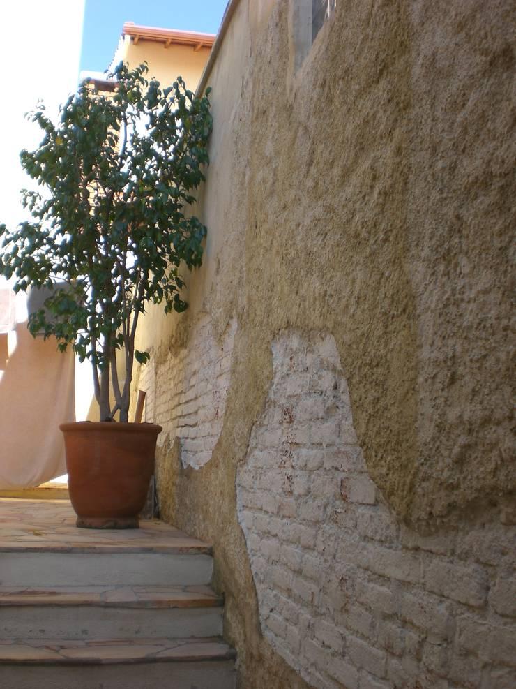 Corredor Lateral:   por Ornella Lenci Arquitetura,