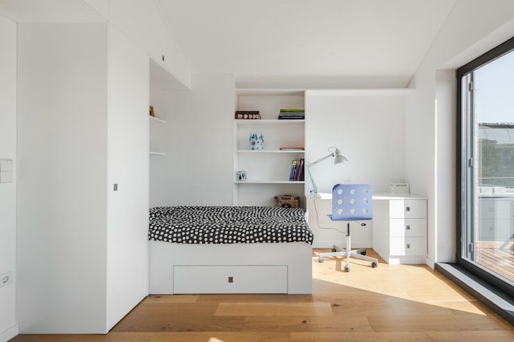 Nursery/kid's room by Floret Arquitectura