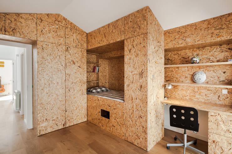 Kinderzimmer von Floret Arquitectura