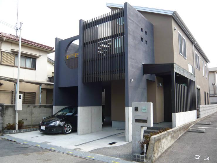 都築の家: 設計工房 A・D・FACTORY 一級建築士事務所が手掛けた家です。