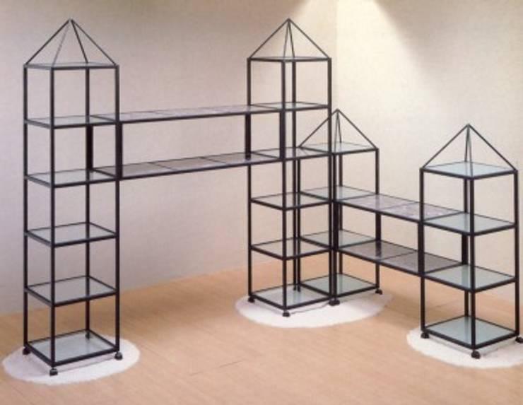 finosetti: TANIGAWA STUDIO 家具デザインが手掛けた多目的室です。