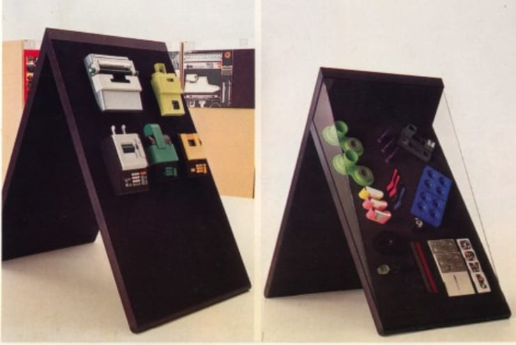 Olivetti: TANIGAWA STUDIO 家具デザインが手掛けたオフィス&店です。,