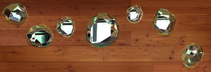 Miraz: Salas de estilo moderno por Studio Orfeo Quagliata