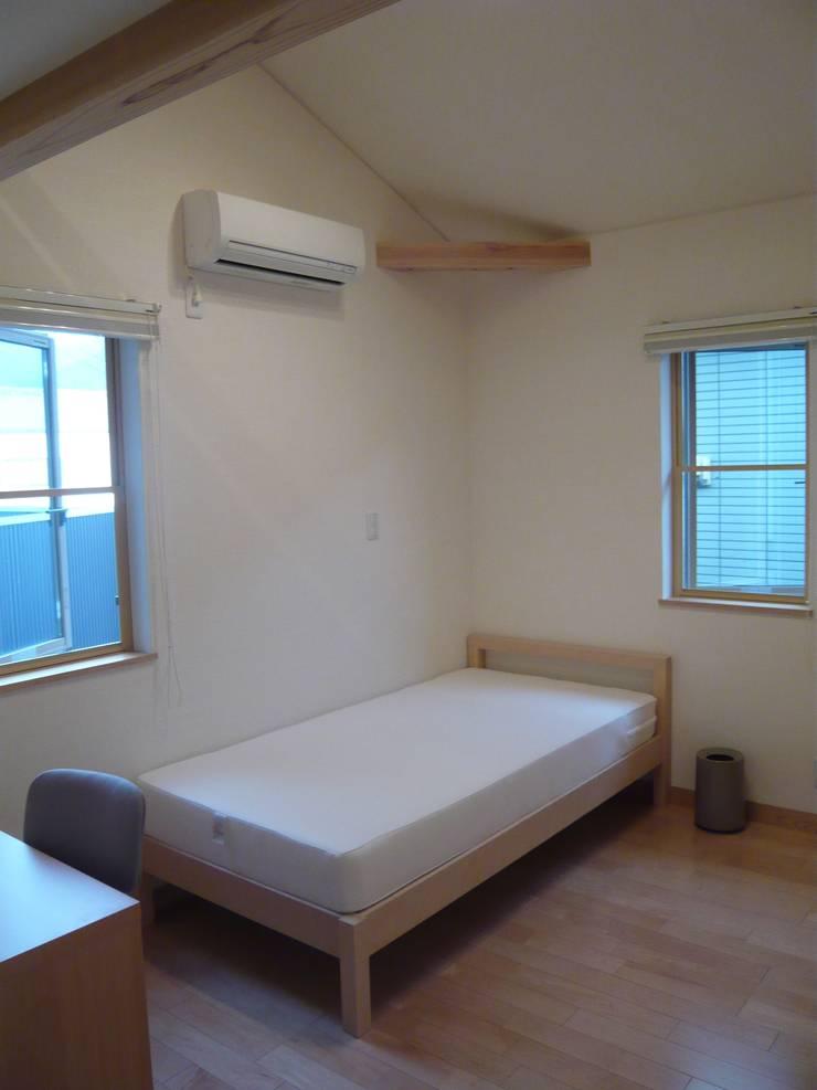 風と光と音楽と・・・@K-CITY: 設計工房 A・D・FACTORY 一級建築士事務所が手掛けた子供部屋です。