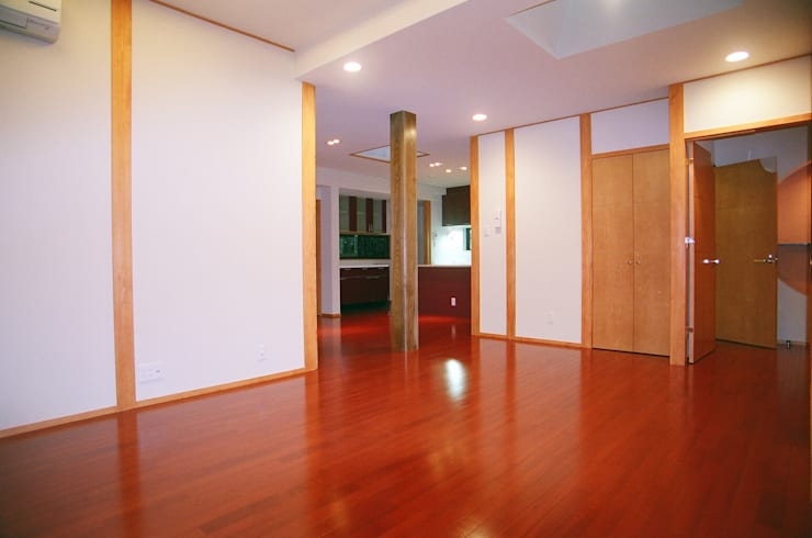 打田の民家リフォーム: 設計工房 A・D・FACTORY 一級建築士事務所が手掛けたです。