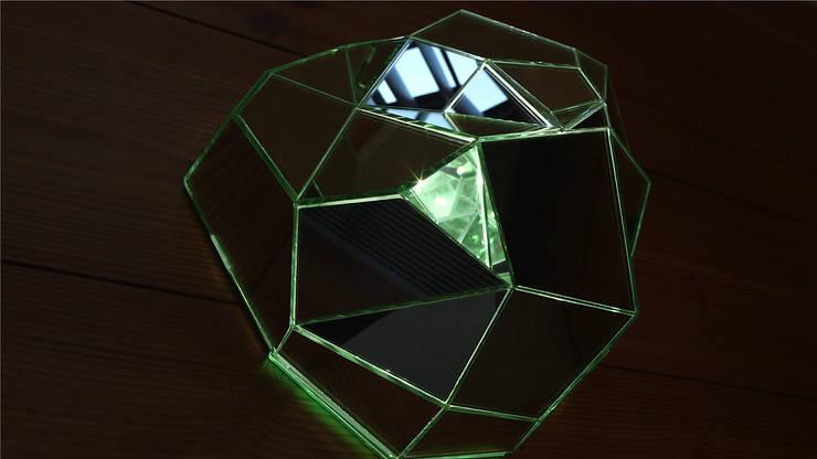 Miraz de Studio Orfeo Quagliata Moderno Vidrio