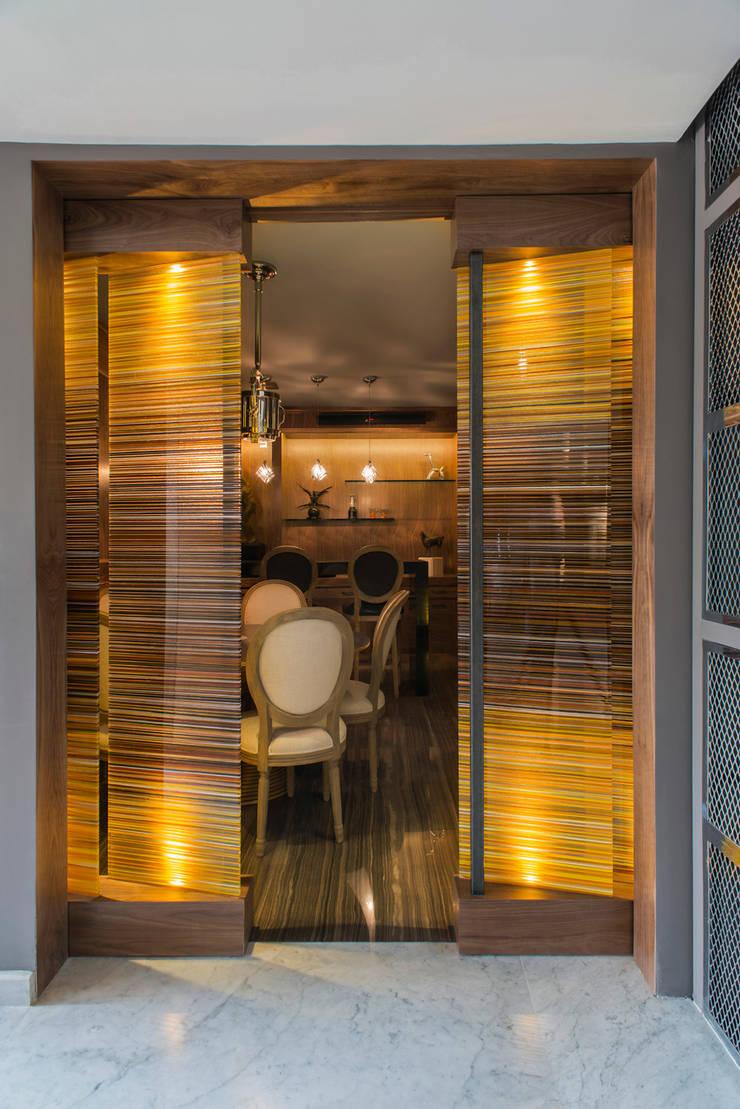 Barcodes: Bares y discotecas de estilo  por Studio Orfeo Quagliata