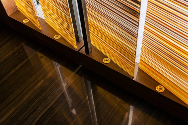 Barcodes: Hoteles de estilo  por Studio Orfeo Quagliata