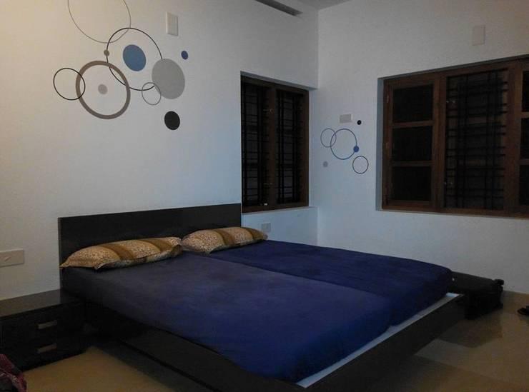 Bangalow:  Bedroom by homecenterktm