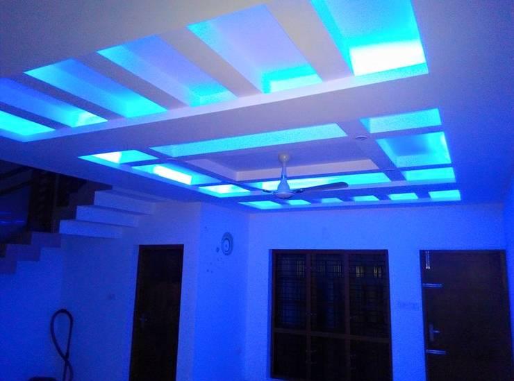 Bangalow:  Living room by homecenterktm