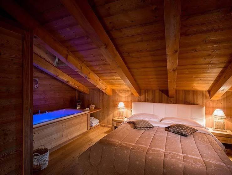 Camera Da Letto Padronale Significato : Splendide camere da letto in mansarda