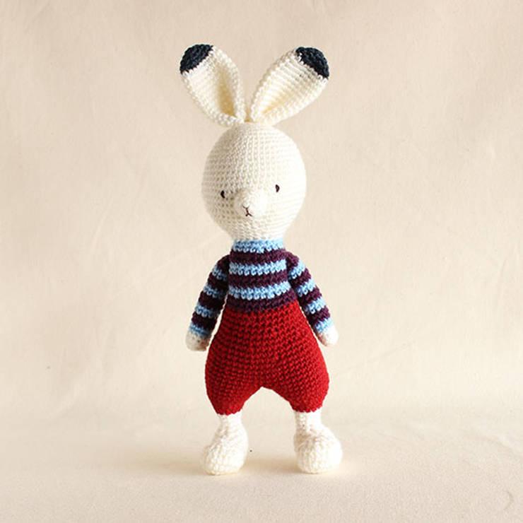 스트라이프 토끼 : 리네아의  가정 용품