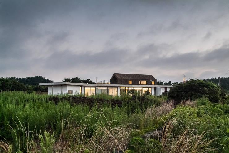 Projekty,  Domy zaprojektowane przez ZeroLimitsArchitects