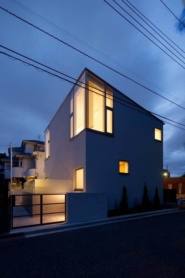 小平市Y邸: 一級建築士事務所マルスプランニング合同会社が手掛けた家です。