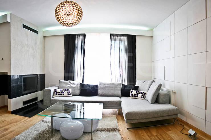 modern  by Loft Design System, Modern