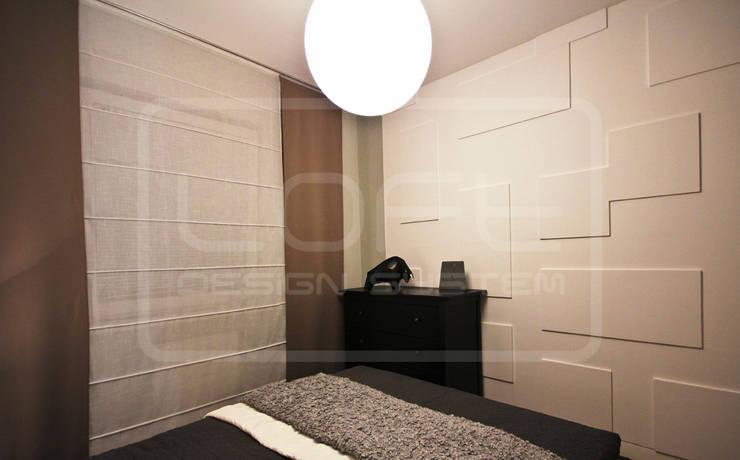 Panele Dekoracyjne 3D - Loft Design System - model Double Square: styl , w kategorii Ściany i podłogi zaprojektowany przez Loft Design System,