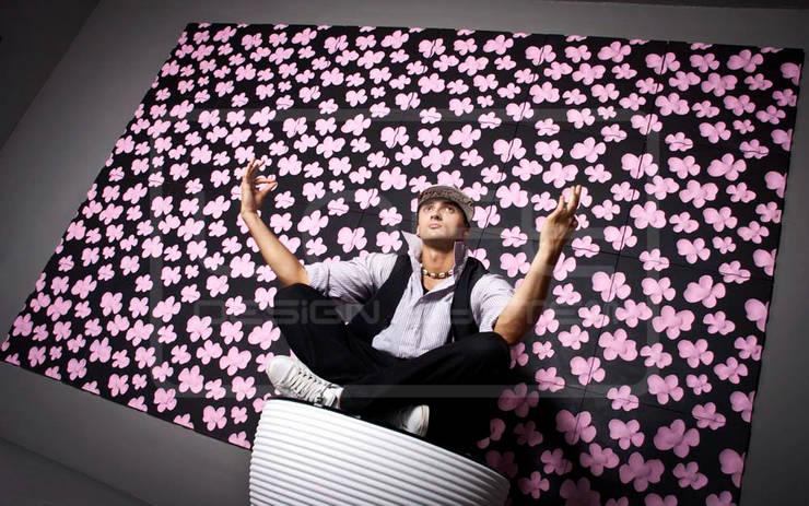 Panele Dekoracyjne 3D - Loft Design System - model Blossom: styl , w kategorii  zaprojektowany przez Loft Design System,Nowoczesny