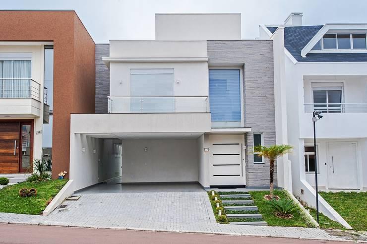 Casas de estilo  por Patrícia Azoni Arquitetura + Arte & Design