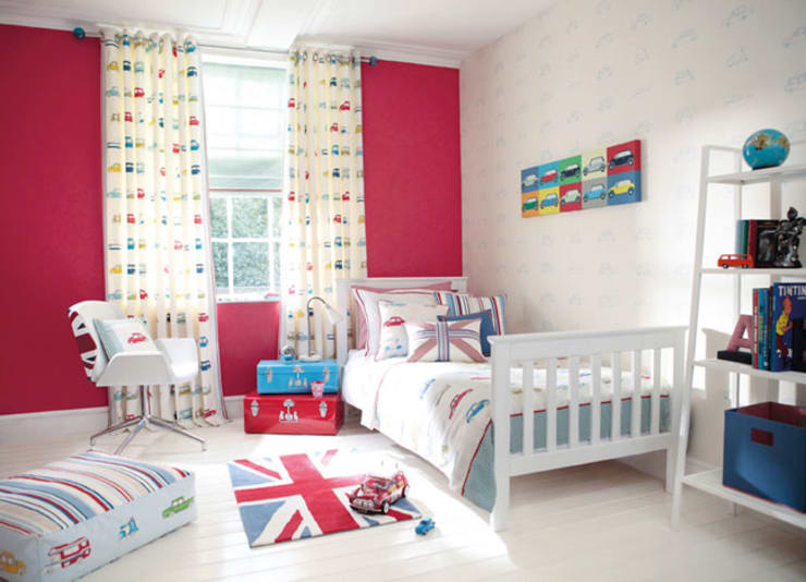 Nursery/kid's room by Formafantasia