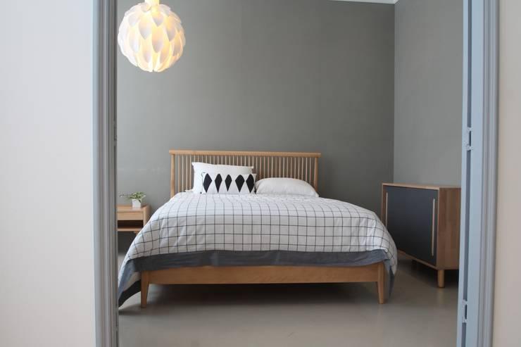 도이치 : doich의  침실