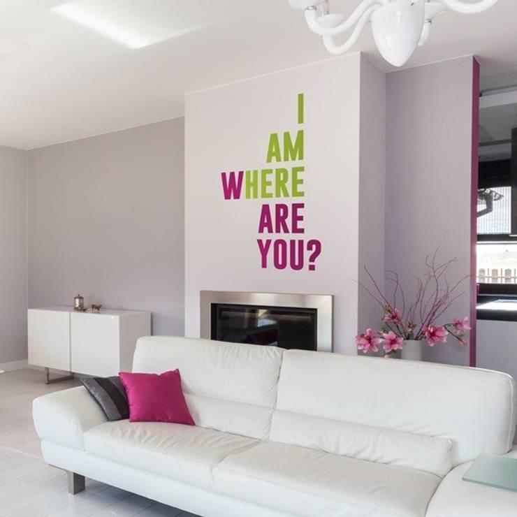 Sala de estar  por Formafantasia