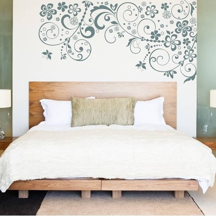 Спальная комната  в . Автор – Formafantasia