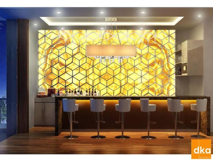 by Dutta Kannan architects Modern