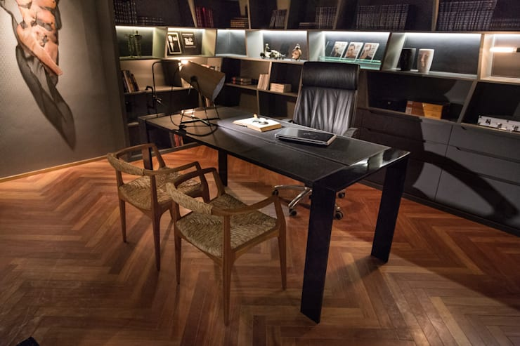 Study/office by Mundstock Arquitetura