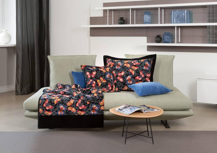 Papillon von FEILER:  Wohnzimmer von FEILER