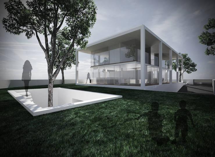 Casa Alpendre:   por A2OFFICE